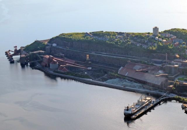 Det ser ut til at LKAB får selskap som gruveselskap i Narvik. Arkivfoto: Robin Lund, Fotonaut.no