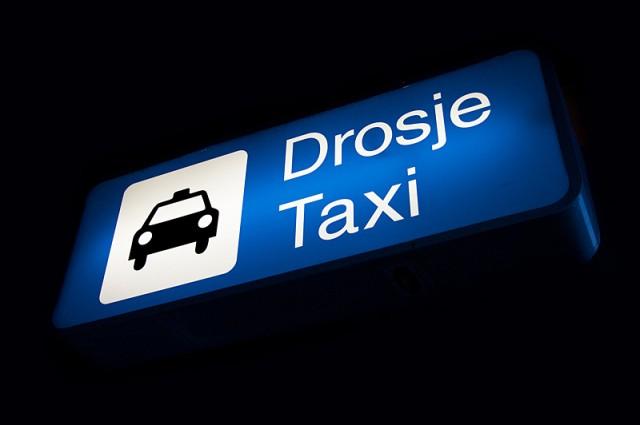 Slossing i drosjekø. Illustrasjonsfoto: Robin Lund, IMGS.no bildebyrå