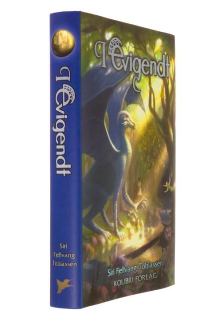 Siri Fjellvang Tobiassens debutroman «I Evigendt» kom ut i 2009. Foto: Robin Lund, Fotonaut.no