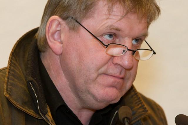 Narvik FrPs Trond Millerjord. Arkivfoto: Robin Lund