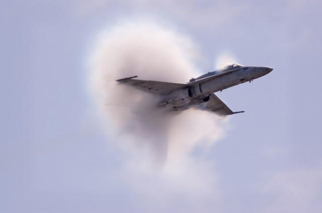 Jagerfly kan støye. Illustrasjonsfoto: Dwight Smith
