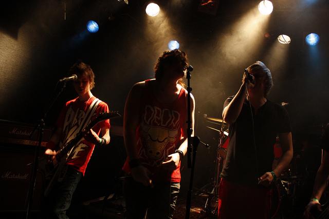 Sceneinnslag fra Ungdommens kulturmønstring (UKM). Illustrasjonsfoto: Johanne Boye/UKM