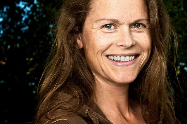 Trude Hagland stiller som ordførerkandidat for Evenes Arbeiderparti til kommune- og fylkestingsvalget i 2011. Arkivfoto: Robin Lund, fotonaut.no