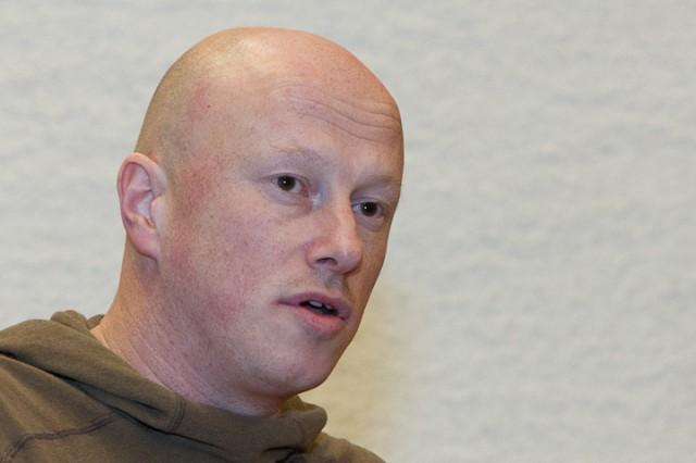 Tore Nysæter er toppnominert i Narvik Høyres listeforslag til kommunevalget i 2011. Arkivfoto: Robin Lund