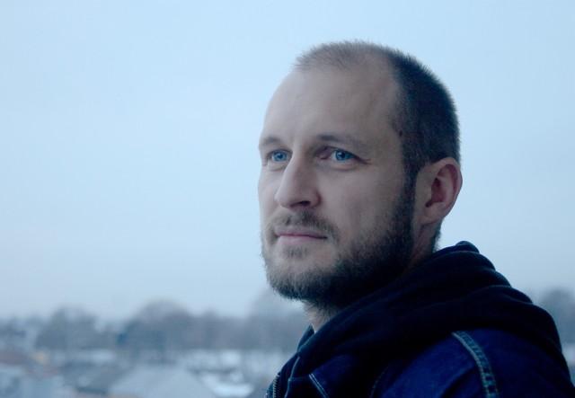Daniel Voldheim har fått pris for sitt arbeid som filmfotograf. Foto: Privat