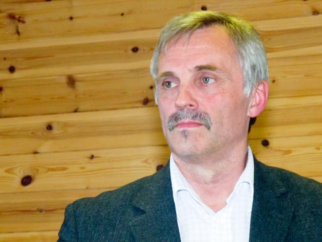 Tjeldsund-ordfører Bjørnar Pettersen stiller også som Høyre-topp til kommunevalget i 2011. Arkivfoto: Robin Lund