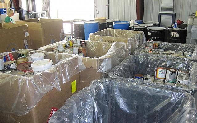 Farlig avfall. Illustrasjonsfoto: Sioux Falls Green Project