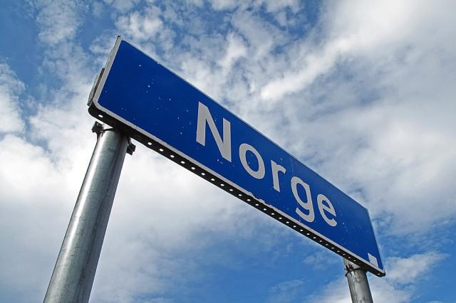 Grenseovergangen til Norge på Bjørnfjell. Foto: Robin Lund, IMGS.no bildebyrå