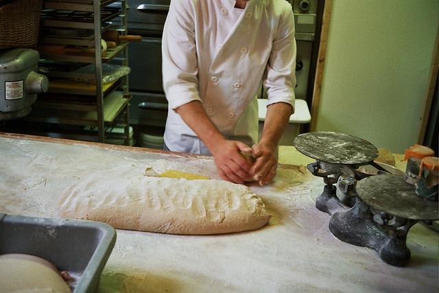 Bakeritradisjon forsvinner. Illustrasjonsfoto: Dan Iggers