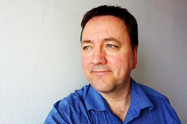 Narvik kommunes IT-driftssjef, Per Jakobsen, regner med å spare på ikke bare rene lisensutgifter, men også driftskostnader. Foto: Privat
