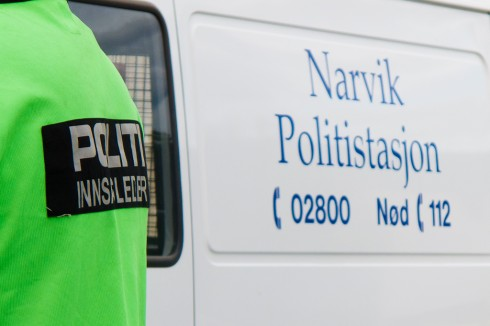 En mann motsatte seg arrest ved å bite en polititjenestemann. Arkivfoto: Robin Lund, fotonaut.no