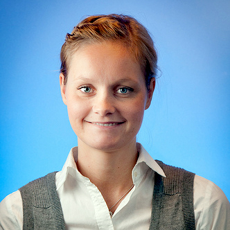 Asta Lassesen (29) tiltrer som ny CFO i Hurtigruten ASA fra 1. januar 2012. Foto: Hurtigruten