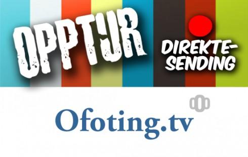 Direktesending fra Opptur-arrangementet 2. februar 2012.