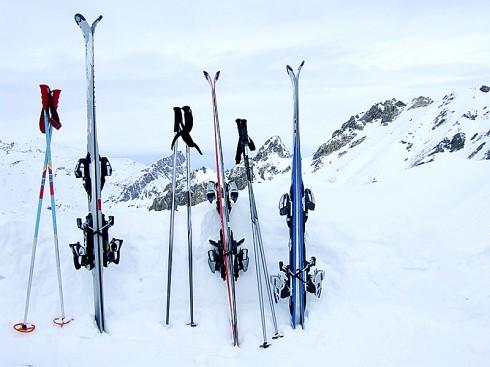 Ski ble stjålet fra Narvikfjellet alpinsenter. Illustrasjonsfoto: Renata Holatova