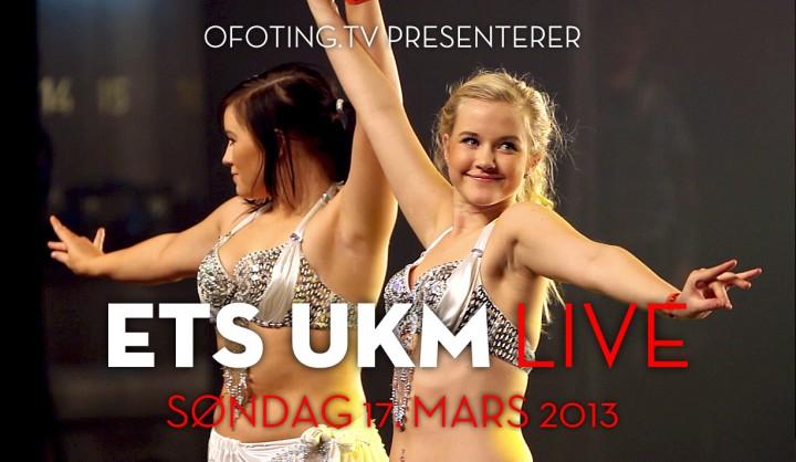 Ofoting.tv sender direkte fra ETS UKM 2013.