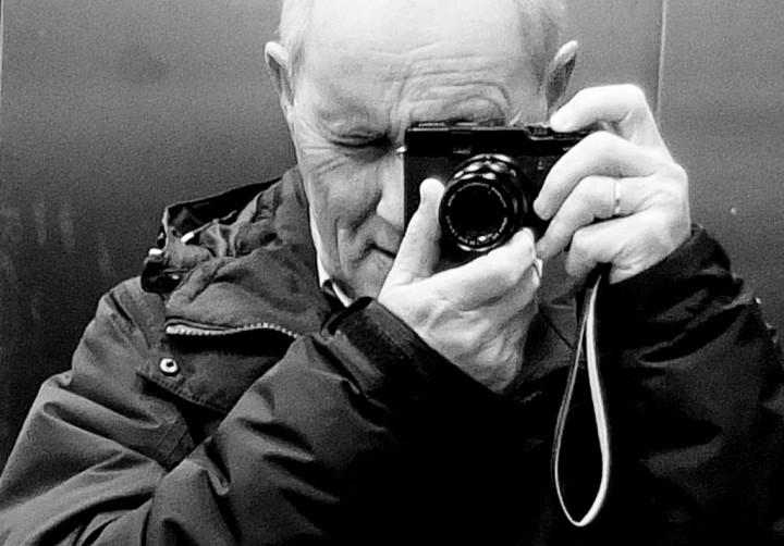 Harald Harnang står bak Infotobloggen. Foto: Privat (gjengitt med tillatelse)