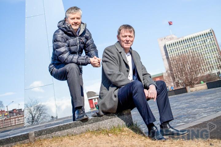 Klar for nye Narvik torv