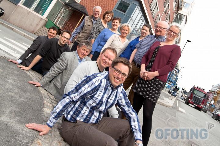 BDO-gjengen i Narvik