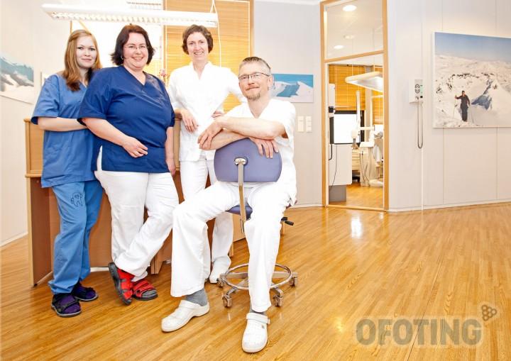 Tannlegene Eva & Terje Pettersen