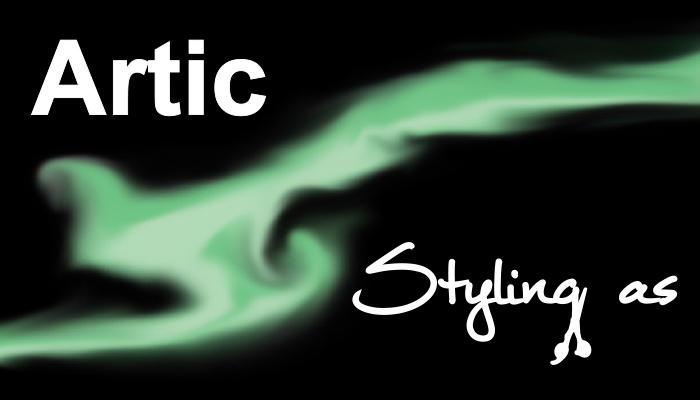Artic styling logo