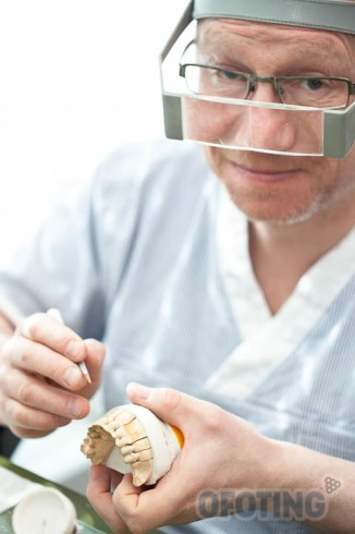 Erfaren tanntekniker