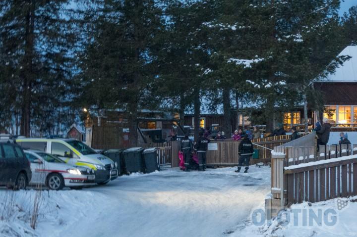 Politiet besøkte barnehager. Foto: Ofoting