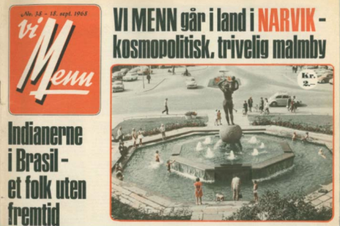 «Vi Menn» i Narvik