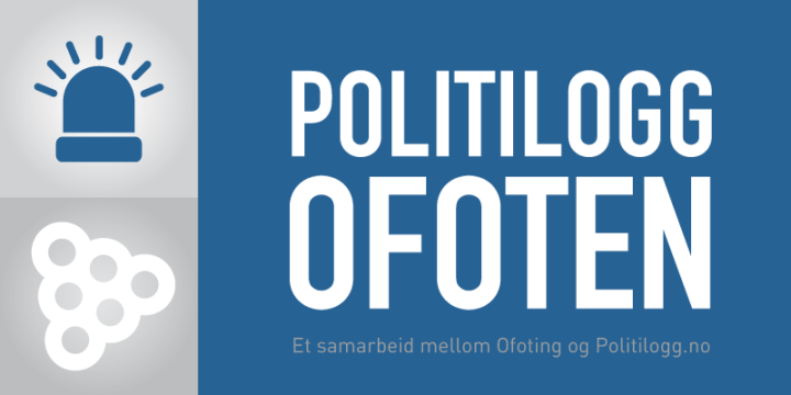 Politilogg Ofoten grafikk