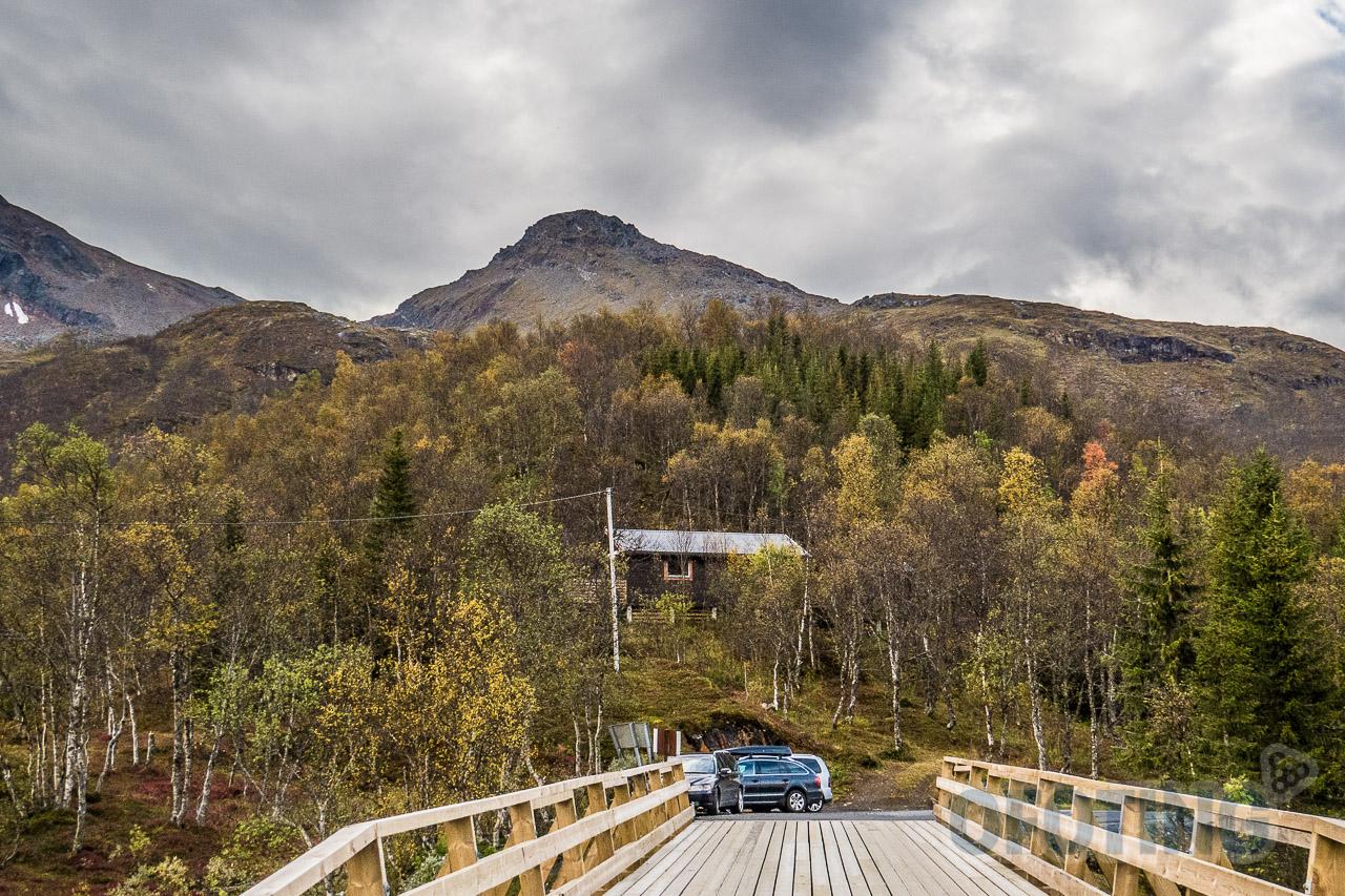 Brua i Håkvikdalen