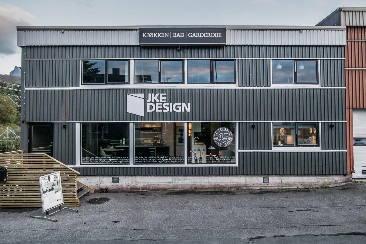 JKE Design fasade