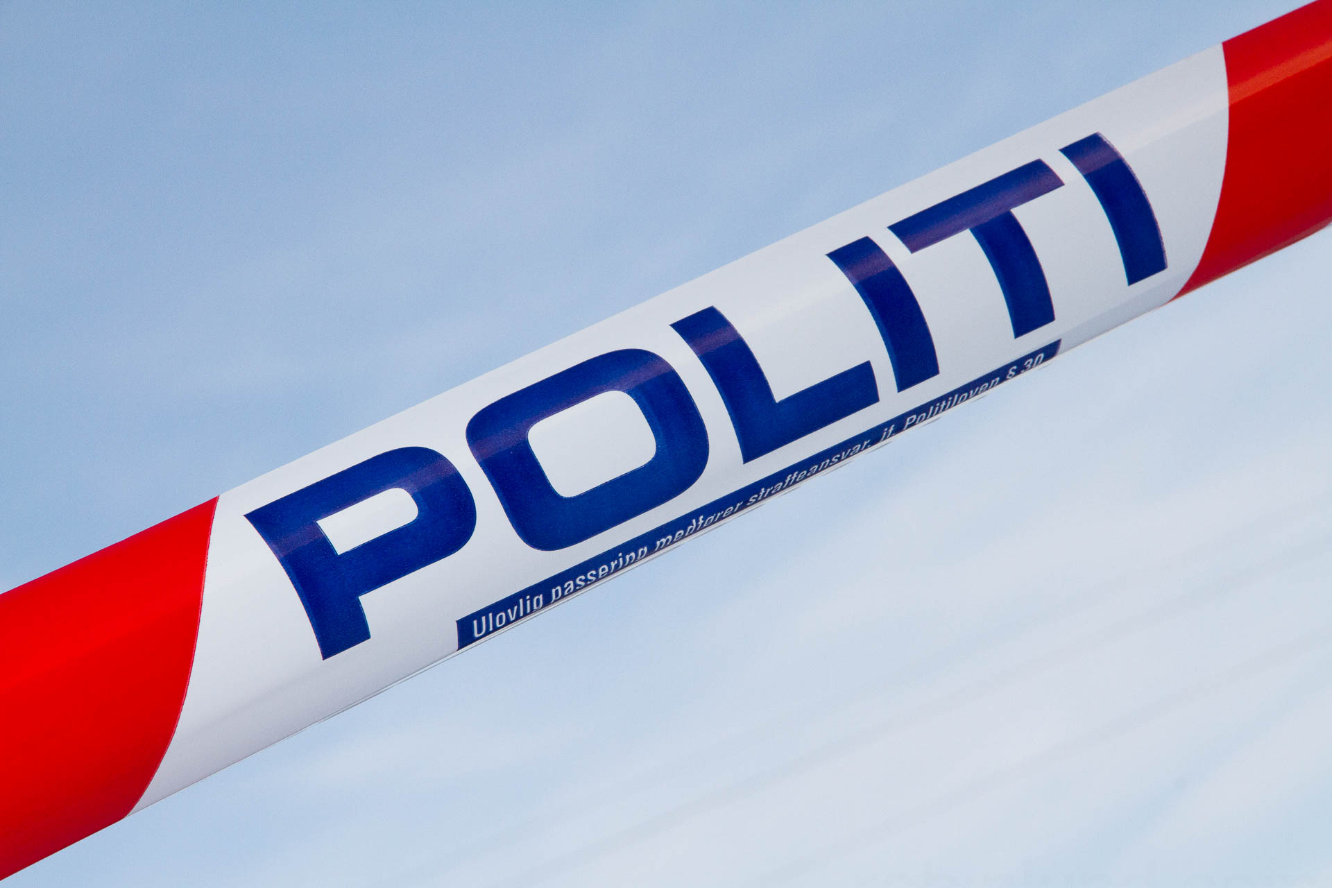 Politisperrebånd