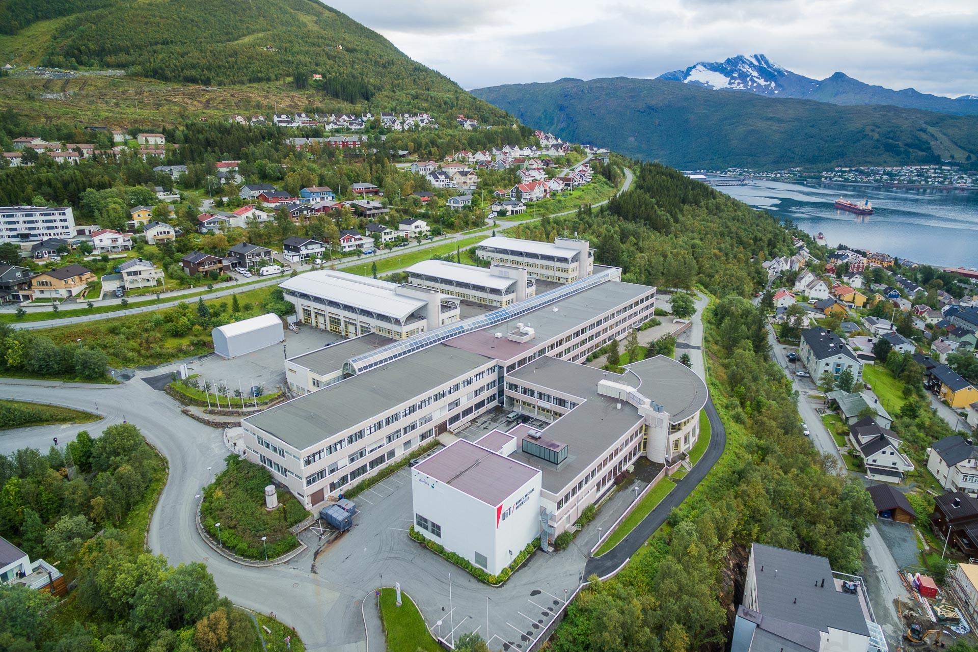 Avdøde var student ved Universitetet i Tromsø, campus Narvik. (Arkivfoto: Robin Lund)